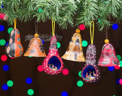 pc gourd southwest christmas ornaments