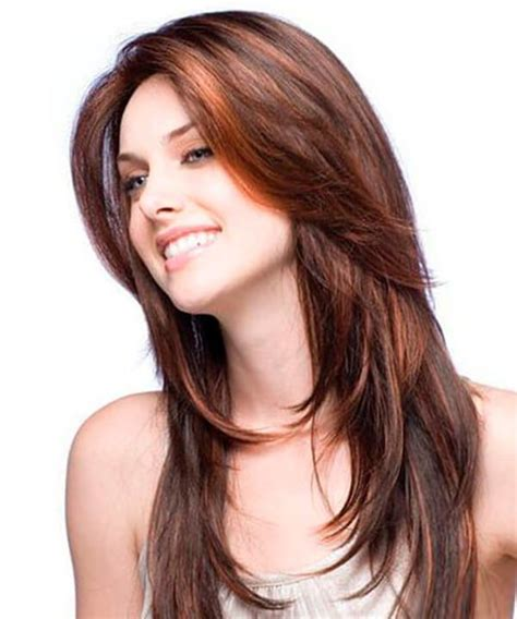 fun layered haircut ideas  long hair style easily