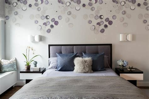 decoration murale chambre chambre contemporaine 33 id 233 es d 233 co murale design