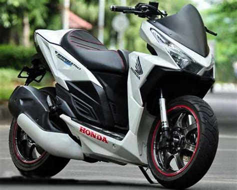 Modif Honda Vario 150r 2017 by Modifikasi Lu Led Vps Hosting News