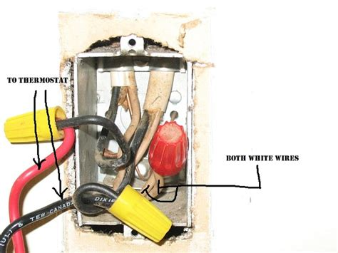 thermostat wiring diagram or directions electrical diy chatroom home improvement forum