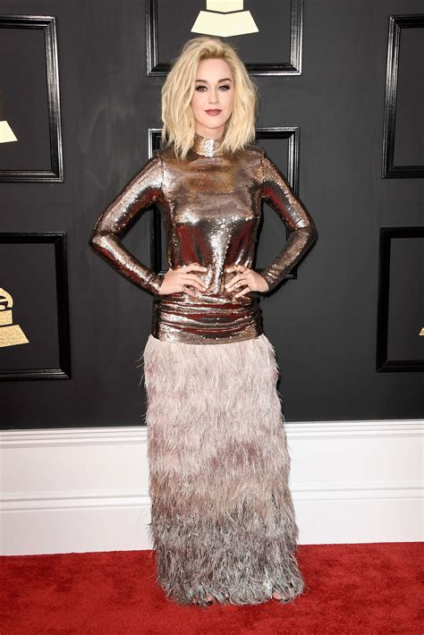 The Grammys Red Carpet 2017 (Published 2017) | Katy perry ...