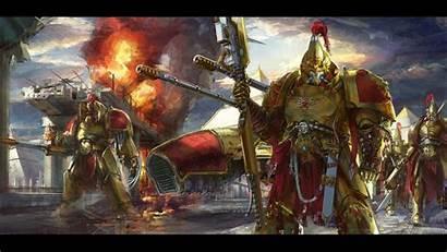 Custodes 40k Warhammer Concept Deviantart Hammk Prospero
