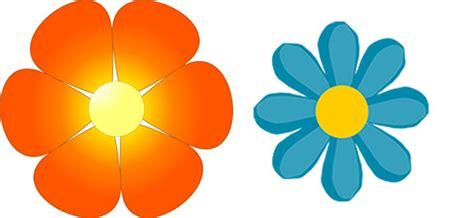 Cartoon Flowers Clip Art