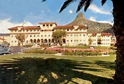 the President Hotel...Sea Point   Formerly called the ...