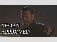 Neganapproved, Negan on Memegen