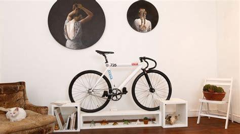 Fahrradständer Für Wohnung by Innovative M 246 Bel Mit Zweiter Funktion Als Fahrradst 228 Nder