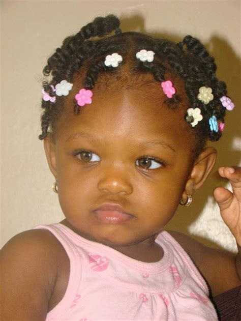 pictures  black kids hairstyles