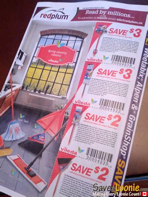 19933 Redplum Coupons Sunday Paper by Coupon Inserts Redplum Deals From Savealoonie