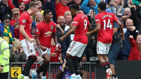 Man Utd 4-0 Chelsea report, highlights & stats: Marcus ...