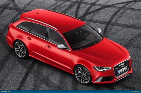 Ausmotive.com » 2013 Audi Rs6 Avant Officially Revealed