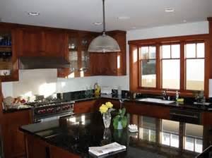 craftsman style homes interior craftsman interiors kitchen afreakatheart