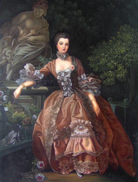 portrait of marquise de pompadour miss boh 232 me fashion icon madame de pompadour of 18th century