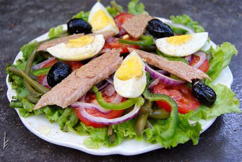 cuisine nicoise recettes salade niçoise la p 39 tite cuisine de pauline