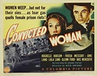 Convicted Woman Movie Posters From Movie Poster Shop