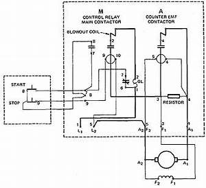 Industrial Electrical Panel Wiring Diagrams : the dc counter emf motor controller and dc variable speed ~ A.2002-acura-tl-radio.info Haus und Dekorationen