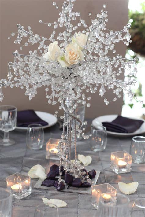 Best 25 Crystal Centerpieces Ideas On Pinterest Bling