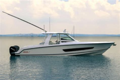 Boston Whaler Boats Website by Boston Whaler 420 Outrage Soundings