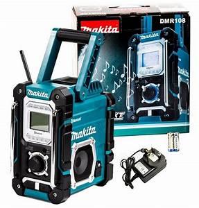 Radio Makita Dmr108 : makita dmr108 radio budowlane 18v bluetooth 7843395300 ~ Melissatoandfro.com Idées de Décoration