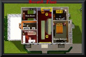 Sims 3 Floor Plans For Houses by Mod The Sims Amityville Horror House