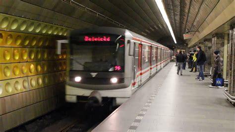 prague metro   skoda   czech youtube