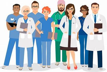 Healthcare Team Clip Medical Health Care Cartoon