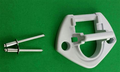 Dometic A&e Rv Awning 3310795004f Sun Chaser Ii Foot Assy
