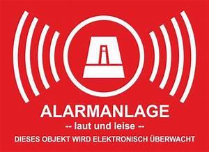 Alarmanlage Haus Nachrüsten : 25 st ck alarm aufkleber alarmanlage alarmaufkleber haus ~ A.2002-acura-tl-radio.info Haus und Dekorationen