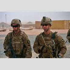 Wounded During First Tour In Iraq, 101st Airborne Soldier's Return There In Support Of Oir Has