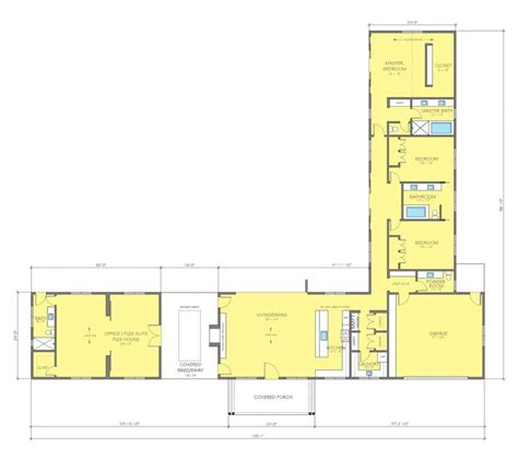 Yumi Floor L by All About Home Design Floor Plans L Shaped Ranch L