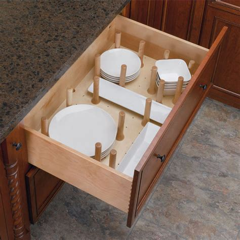 Drawerorganizer  Kitchen Drawer Peg Organizer By Reva