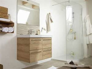 meuble salle de bain collection remix leroy merlin wasuk With meuble remix salle de bain