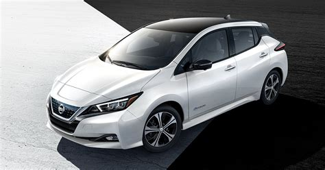 2019 Nissan Leaf by Reserve The 2019 Nissan Leaf Nissan Canada