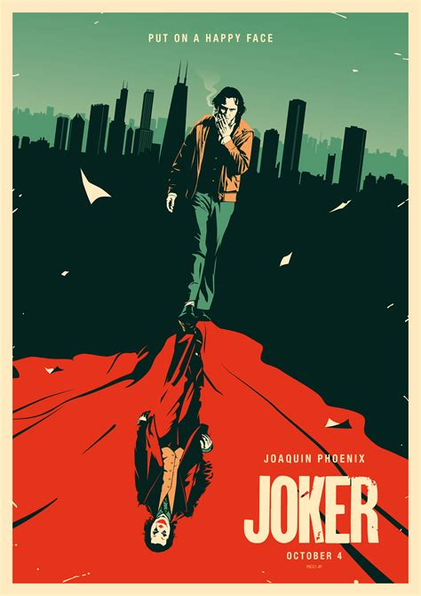 JOKER Poster Submission - PosterSpy