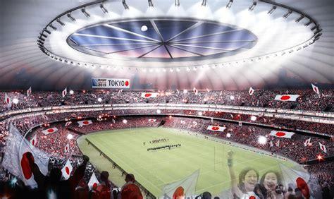 Design New National Stadium V –