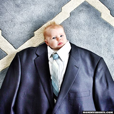 Suit Baby Meme - baby suiting a photo meme where babies are dressed in oversized suits