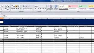 Daily Sales Template Calculating Sales Commissions With Quickbooks And Excel