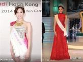 《香港小姐邵珮詩》出色好身材再配一件比基尼超搶眼 | 宅宅新聞