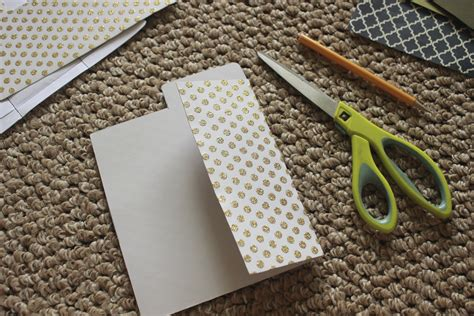 diy budget cash envelopes   template rustic honey