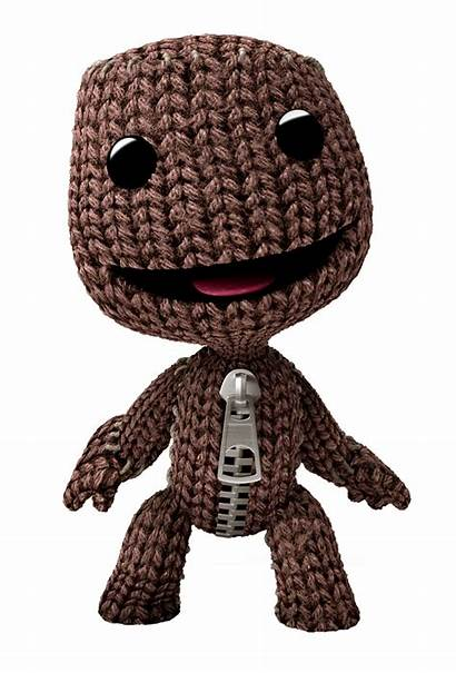 Planet Sackboy Littlebigplanet Pattern Cross Stitch Boy
