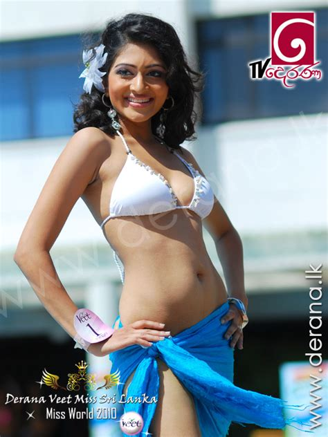 shashi naidoo swimsuit always fresh news derana veet miss sri lanka 2010
