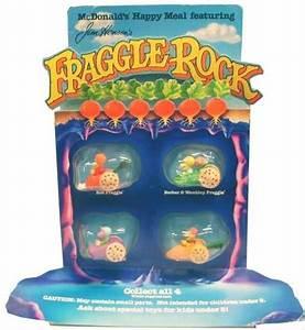 Fraggle Rock - McDonald's - Présentoir Premium