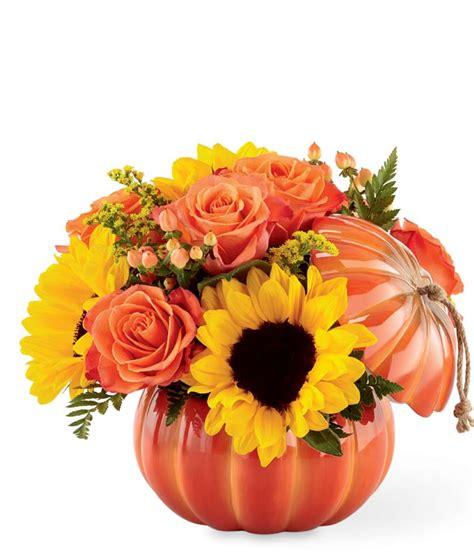 Plentiful Pumpkin Arrangement at From You Flowers