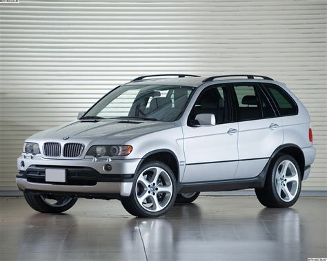 2000 Bmw X5 (e53)  Pictures, Information And Specs Auto