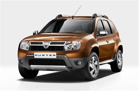 Dacia Duster To Spawn Inexpensive Nissan Terrano, Will We