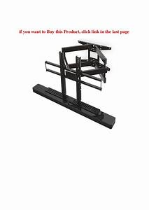 Soundxtra Cantilever Tv Mount For Bose Soundtouch 300