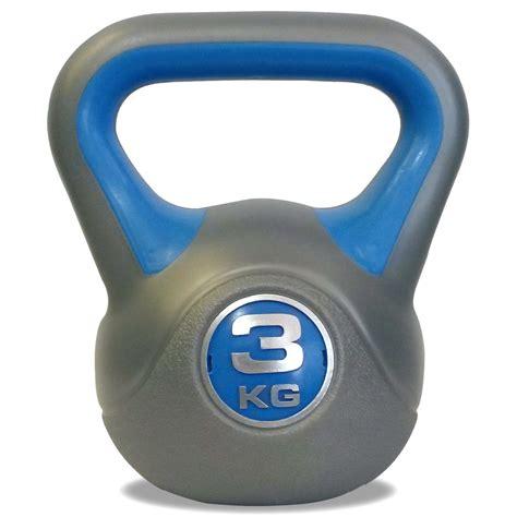kettlebell weight 3kg vinyl dkn 4kg kg sweatband