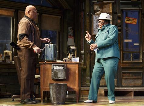 jitney review august wilsons broadway york theater