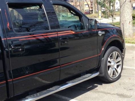 sell   ford   harley davidson edition crew cab