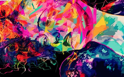 Abstract Wallpaper Colorful by Colorful Abstract Wallpapers Hd Pixelstalk Net